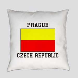 Prague Czech Republic Everyday Pillow