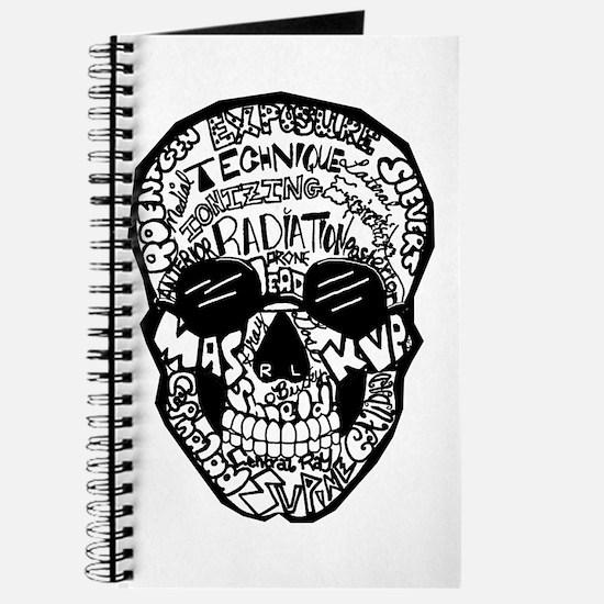 Radiology Terms Skull Journal