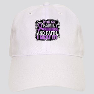 Cancer Survivor FamilyFriendsFaith Cap