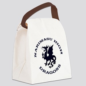 narimasu high school japan Canvas Lunch Bag