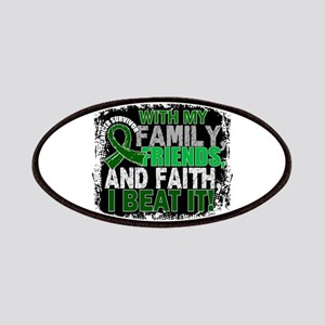 Liver Cancer Survivor FamilyFriendsFaith Patch