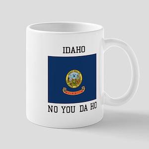 Idaho Flag Mugs