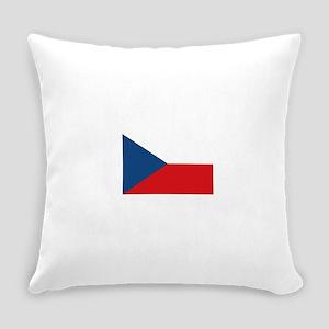 Czech Republic Everyday Pillow