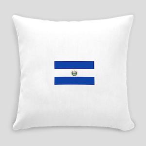 El Salvador Everyday Pillow