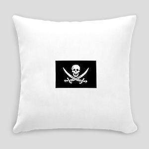 Calico Jack Rackham Everyday Pillow