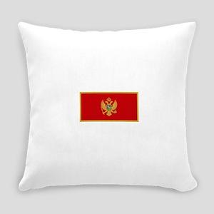 Montenegro Everyday Pillow