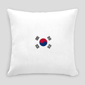 South Korea Everyday Pillow