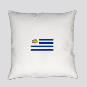 Uruguay Everyday Pillow