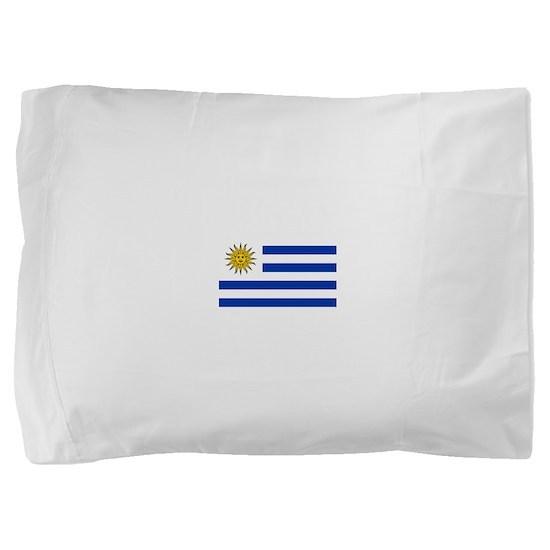Uruguay.jpg Pillow Sham