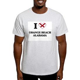 I love Orange Beach Alabama T-Shirt