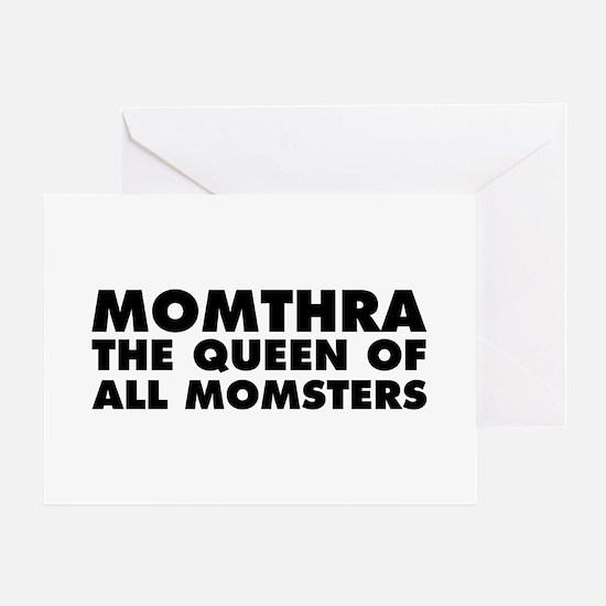 Momthra Greeting Card