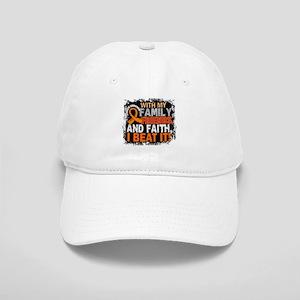 Leukemia Survivor FamilyFriendsFaith Cap