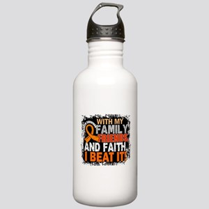 Leukemia Survivor Fami Stainless Water Bottle 1.0L