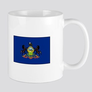 Pennsylvania Flag Mugs