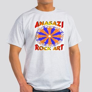 Anasazi Rock Art Light T-Shirt