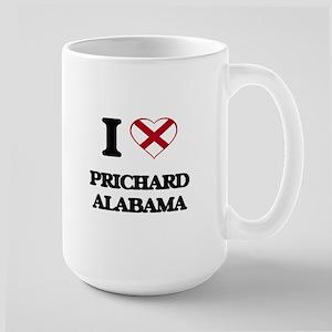 I love Prichard Alabama Mugs
