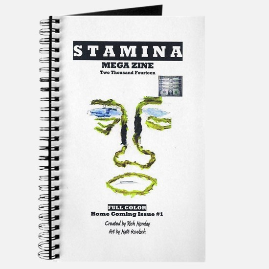 STAMINA Zine Journal