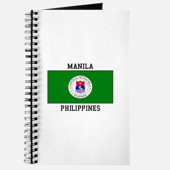 Manila, Philippines Journal
