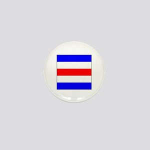 "ICS Flag Letter ""C"" Mini Button"