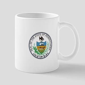 Pennsylvania State Seal Mugs