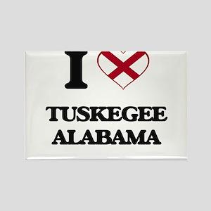 I love Tuskegee Alabama Magnets