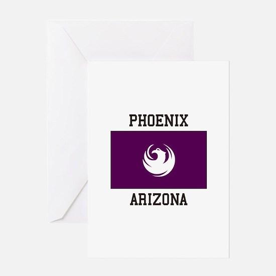 Phoenix Arizona Greeting Cards