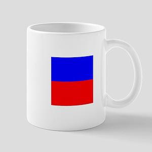 "Allied Flag Number ""8"" Mugs"