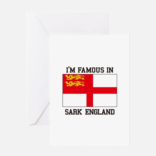Famous In Sark England Greeting Cards