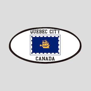 Quebec City, Canada Patch