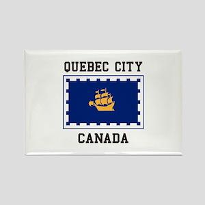 Quebec City, Canada Magnets