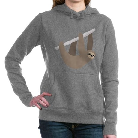 Sloth Women's Hooded Sweatshirt