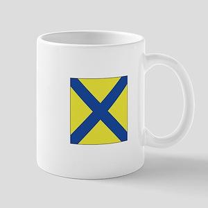 "Allied Flag Number ""5"" Mugs"