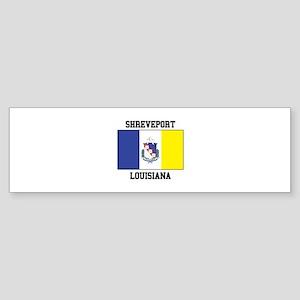 Shreveport Louisiana Bumper Sticker