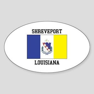 Shreveport Louisiana Sticker