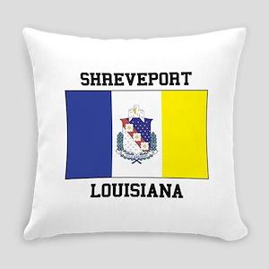 Shreveport Louisiana Everyday Pillow