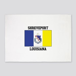 Shreveport Louisiana 5'x7'Area Rug