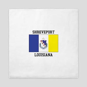 Shreveport Louisiana Queen Duvet