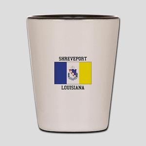 Shreveport Louisiana Shot Glass
