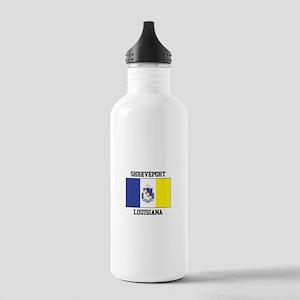 Shreveport Louisiana Water Bottle