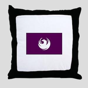 Phoenix, Arizona USA Throw Pillow