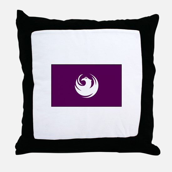 Phoenix, Arizona USA Throw Pillow