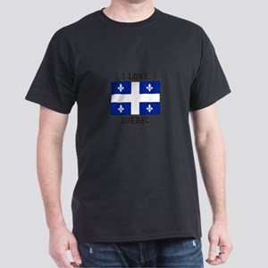 I Love Quebec T-Shirt