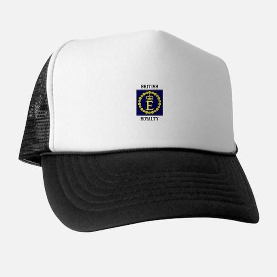 British Royalty Trucker Hat
