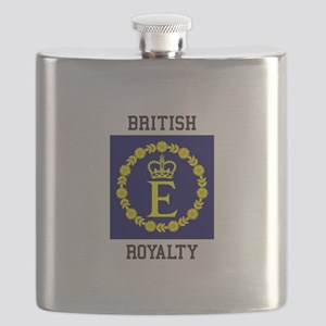 British Royalty Flask