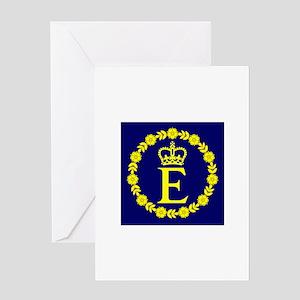 Queen Elizabeth Personal Greeting Cards