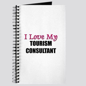 I Love My TOURISM CONSULTANT Journal