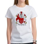 Thornburg Family Crest Women's T-Shirt