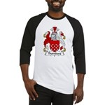 Thornburg Family Crest Baseball Jersey