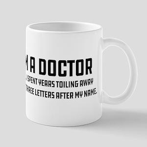 Trust Me I'm a Doctor 11 oz Ceramic Mug
