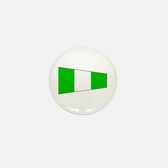 ICS Flag Starboard Mini Button